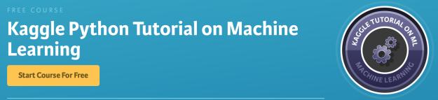kaggle-python-on-datacamp