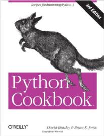 Python_Cookbook