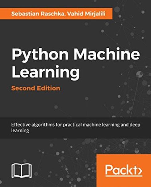 python machine learning 2nd edition pdf